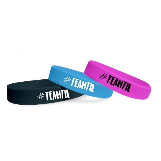 #TeamTIL-Wristband