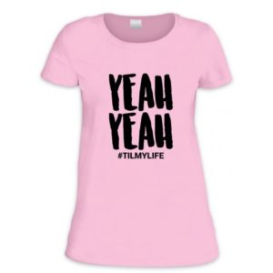 Yeah Yeah-Shirt